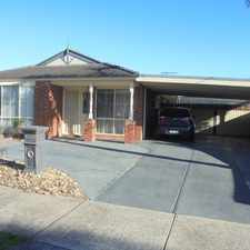 Rental info for Beautiful four bedroom + bungalow family home! in the Skye area