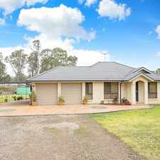 Rental info for Modern House On Rural Block! in the Austral area