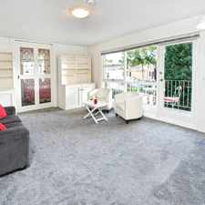 Rental info for Sunny Apartment with Large Balcony