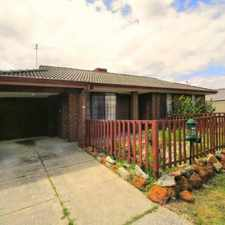 Rental info for Well Presented Family Home! - 1 WEEKS RENT FREE