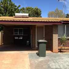 Rental info for Neat and Tidy 2 Bedroom Home. Approved Application