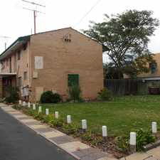 Rental info for LOW MAINTENANCE UNIT in the Cottesloe area