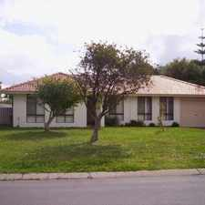 Rental info for Neat and tidy 3x1 Great owner - Rent me today in the Perth area