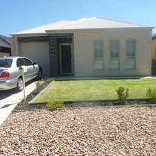 Rental info for Stunning 3 Bedroom home -small pets negotiable in the Munno Para West area