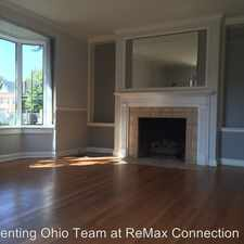 Rental info for 1750 E. Broad Street