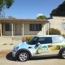 Rental info for 130 N. First Street #A in the Orcutt area