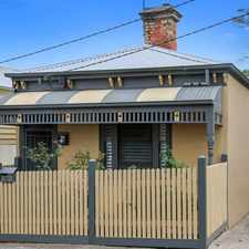 Rental info for WESTGARTH PARADISE - FULLY FURNISHED - 9 MONTH LEASE WANTED in the Fitzroy North area