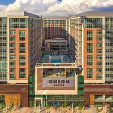 Rental info for Union Denver