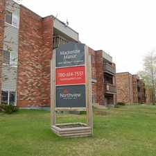 Rental info for MacKenzie Manor in the St. Paul area