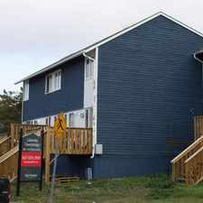 Rental info for Lakeside Court Townhouses in the Yellowknife area