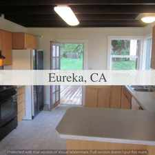 Rental info for Home On Over One Acre Between Arcata And Eureka