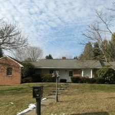 Rental info for This House Is A Must See. Washer/Dryer Hookups!