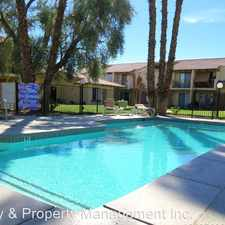 Rental info for 81871 Las Palmas Rd in the Indio area