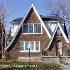 Rental info for 13951 St. Marys in the Grandmont area