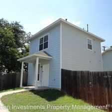 Rental info for 1808 Perez St. B in the Austin area
