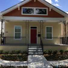Rental info for 522 S. Jefferson Davis Pkwy