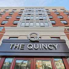 Rental info for The Quincy