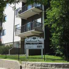 Rental info for *INCENTIVES* 1 Bdrm w/ Laminate, Balcony & Dishwasher! in the Belvedere area