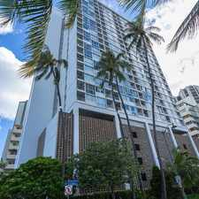 Rental info for 2611 Ala Wai Blvd. #908 - Canal House