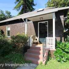 Rental info for Piedmont Avenue