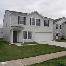 Rental info for 10858 Woods Drive