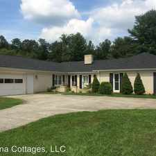 Rental info for 135 Cold Springs Road