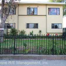 Rental info for 831 N. El Molino - 08 in the 91104 area