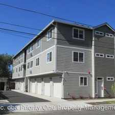 Rental info for 8049 SE Center St. - 201 in the Foster-Powell area