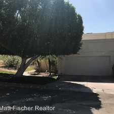Rental info for 10486 S. Del Montes in the Fortuna Foothills area