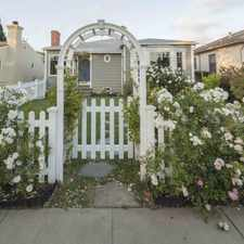 Rental info for $6300 3 bedroom House in West Los Angeles Culver City in the Los Angeles area