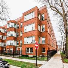 Rental info for 6200 S Evans Ave - #3 Unit 3 in the West Woodlawn area