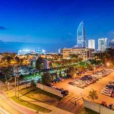 Rental info for 1100 South Blvd Apt 26116-2 in the Charlotte area