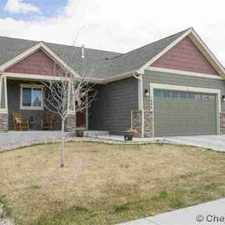 Rental info for 1008 Wendy Ln Cheyenne Three BR, Fantastic home in The Pointe! in the Cheyenne area