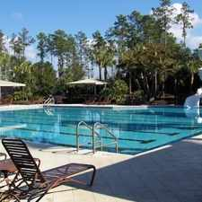 Rental info for Windsor Club at Seven Oaks in the Wesley Chapel area