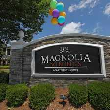 Rental info for Magnolia Vinings