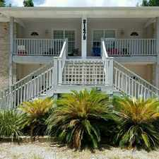 Rental info for Up Stairs Pet Friendly Condominium