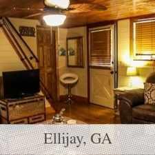 Rental info for Guesthouse For Rent In Ellijay. Parking Available!