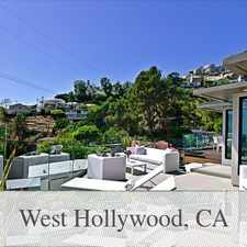 Rental info for Convenient Location 3 Bed 3.50 Bath For Rent. W... in the West Hollywood area