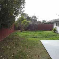 Rental info for Spacious 3bd 2bth Quiet. 2 Car Garage! in the Meadowview area
