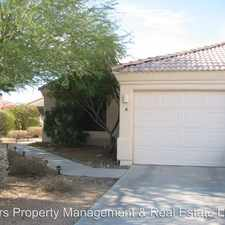 Rental info for 16827 Mirage Crossing A - 1