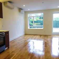 Rental info for 259 Albany Avenue #1A in the New York area