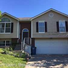 Rental info for 512 Melissa St. in the Liberty area