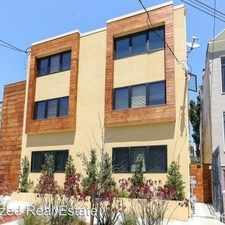 Rental info for 226 27th Street in the Noe Valley area