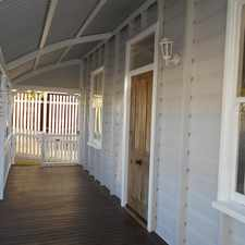 Rental info for Charming Character Cottage in Red Hill.