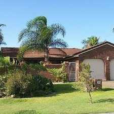 Rental info for Great Family Home - Prime Location