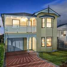 Rental info for CITY VIEWS - QUEENSLANDER STYLE in the Wavell Heights area
