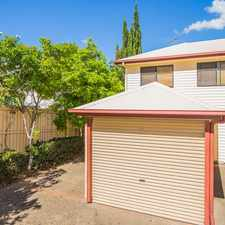 Rental info for LOCATION LOCATION LOCATION! in the Yeronga area