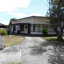 Rental info for 2BR UNIT WITH CARPORT & SHED FOR STORAGE in the Traralgon area