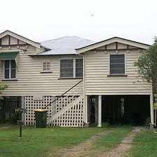 Rental info for HALF A HOUSE AND A PRICE REDUCTION in the Brisbane area