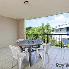 Rental info for SPACIOUS UNIT LOCATED IN THE NUNDAH PRECINCT in the Brisbane area